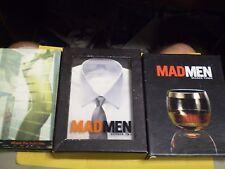 (3) Mad Men DVD Lot: Seasons 1, 2 & 3    Jon Hamm     12 DVDs