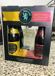 Game Of Thrones Ommegang Royal Reserve Collection - empty beer Bottles & Caps