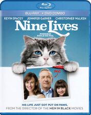 Nine Lives (Blu-ray + DVD Combo) (Blu-ray) (Bi New Blu