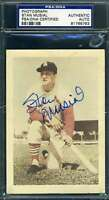 STAN MUSIAL PSA DNA COA Autograph Photo  Hand Signed Authentic