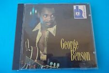"GEORGE BENSON "" GUITAR GREATS  "" CD SMS 1992 NUOVO"