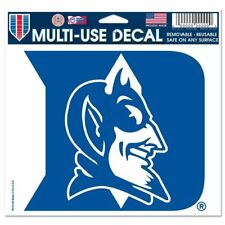 Duke Blue Devils 5x6 Ultra Decal Window Laptap Car Truck Multi Use