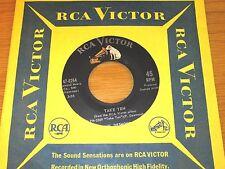 "JAZZ 45 RPM - PAUL DESMOND - RCA 47-8264 - ""TAKE TEN"" + ""EMBARCADERO"""