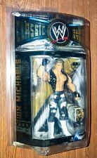 SHAWN MICHAELS HBK WWE WWF CLASSIC SUPERSTARS Wrestling Figure Plastic Case