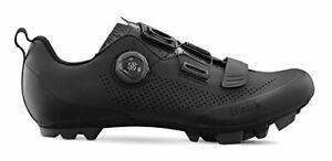 Fizik X5 Terra Cycling Footwear Black Size 43