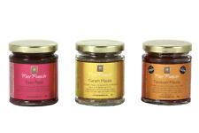 Pure Punjabi Spice Jars Collection of Garam Masala, Tandoori Masala, Tikka Paste