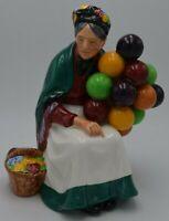 Vintage Royal Doulton England The Old Balloon Seller #1315
