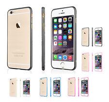 Aluminio, bumper, protección iPhone 6 Plus/6s plus Alu case cnc funda protectora, bumper, protección marco