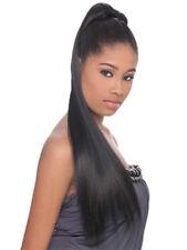 SNG Freetress Equal Drawstring Long Hair Ponytail Yaky Straight 24 Inch Ponytail