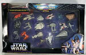 1994 Star Wars Micro Machines Space Master Collector's Edition Galoob