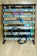 Cisco 2811 Latest IOS WS-C2950-24 WS-C3550-24-SMI CCNA CCNP Certified Nework Lab