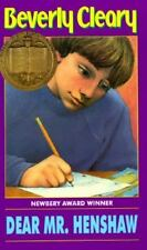 Dear Mr. Henshaw by Beverly Cleary (1996, Paperback)