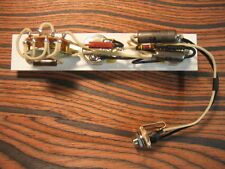 """New Wiring Harness for Esquire – """"Greasebucket"""" type, Bass Cut, Eldred Mod!"""