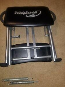 Malibu Pilates Folding Exercise Workout Yoga Chair