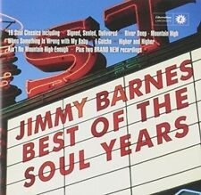 Best of the Soul Years by Jimmy Barnes (CD, Aug-2015, 2 Discs, Liberation)