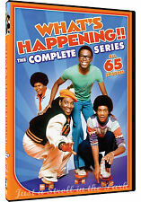 What's Happening!! Complete Series Seasons 1 2 3 Ernest Thomas DVD Boxed Set NEW