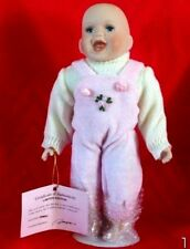 Vintage Cathay Collection Porcelain Boy Doll Robert  1 of 5000