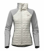 New North Face Womens Active Thermoball Vaporous Grey Hiking Camping Jacket S