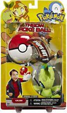 Pokemon HeartGold & Soulsilver HS Series 15 Celebi Throw Poke Ball Plush