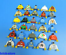 LEGO Figurines Torse / Buste / 5 Pièces