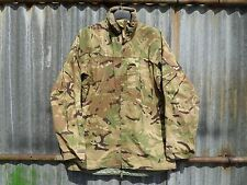 BRITISH ARMY ISSUE MTP CAMO PCS GORETEX WATERPROOF JACKET 180/100 LARGE GRADE-2