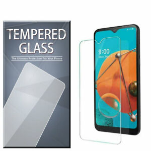 For LG K51 5G Tempered Glass Screen Protector [3-PACK]