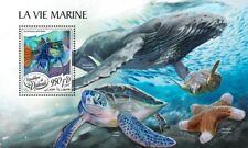 DJIBOUTI 2018 marine life turtle fish S201803
