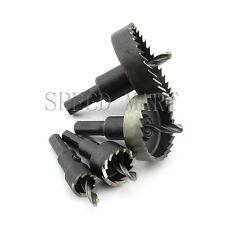 38mm Hole Saw Carbide Tip High-speed Steel Drill Bit Wood Metal Alloy Cutter Kit