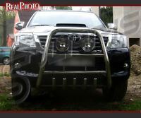 TOYOTA HILUX 2013-2016 BULL BAR, NUDGE BAR, A BAR  STAINLESS STEEL