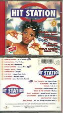 CD - HIT STATION 2 avec CARRAPICHO, BIG SOUL, BOYZONE, SCORPIONS, COOLIO, REEL