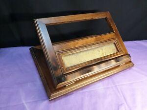 MISSALE PULT Lesepult Buchpult Holz bookholder wood