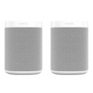 Sonos Two Room Set with Sonos One Gen 2 - Smart Speaker with Voice Control