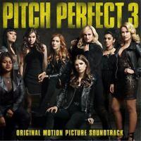 PITCH PERFECT 3 Original Soundtrack CD BRAND NEW
