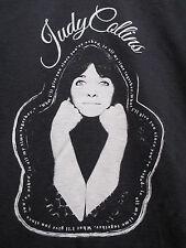 JUDY COLLINS  T-Shirt size MEDIUM  Folk Music Beatnik Coffee House Singer