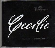 (CH69) The Wolfmen, Cecilie - 2007 DJ CD