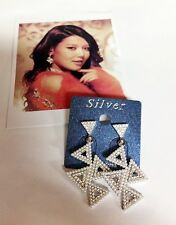 K-POP Girls Generation SOOYOUNG The boy earring Silver Color New