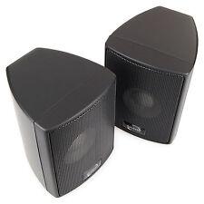 Mini Boxen Dynavox AS-301 High Class Satelliten Lautsprecher, Schwarz, Paarpreis