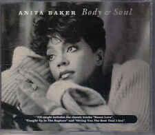 aniota Baker- body &Soul cd maxi single