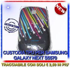 Custodia+Pellicola STARS per Samsung S5570 galaxy NEXT (B4)