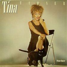 Tina Turner 'privado bailarín' Lp Reino Unido