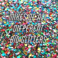 Super Mixes - Biodegradable Glitter - Eco Glitter - Bio Glitter - Cosmetic Grade