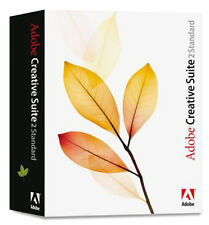 Adobe Creative Suite 2 CS2 Photoshop Illustrator ID, Download, email delivery