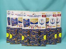 Panini WM 2018 Russia World Cup Sticker 5 x Megapack je 100 Tüten + Sammelalbum