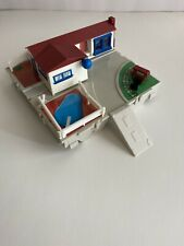 Vintage Micro Machines Travel City Suburban House 1987  Compact