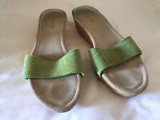 White Stuff Ladies Wedge Sandals Size 5