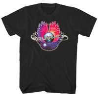 Journey Infinity Album Cover Art Men's T Shirt Glam Rock Band Concert Tour Merch