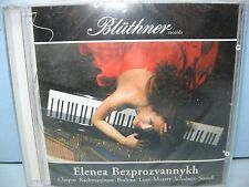 ELENEA BEZPROZVANNYKH AM BLUTHNER (Piano), Bluthner Records NEW