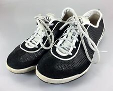 Diesel Sneakers Black White E Motion W Womens 8.5 US 39 EU JPN 25.5