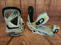 Women's snowboard bindings size S  BURTON LEXA #London 1020