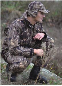Wild Tree Hunting Jacket Tarot Real Camoflauge HD - XXL Fishing Camo
